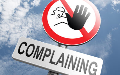 Are You a Habitual Complainer?